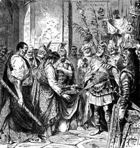 Depunerea lui Romulus Augustulus