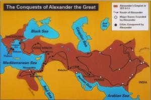 Statul lui Alexandru cel Mare