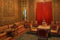 interior castelul peles
