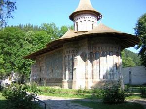 manastirea voronet stefan cel mare