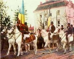 unirea bucovinei cu românia