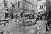 bombardarea bucurestiului 1944