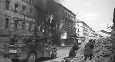 eliberarea bucurestiului 23 august 1944