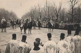 intoarcere bucuresti 1918