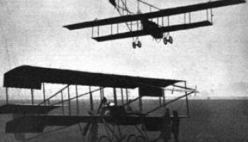 istoria aviatiei