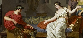 Octavian Augustus si Cleopatra