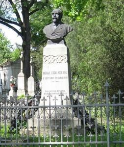 Locul de veci la lui Kogălniceanu