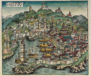 Genova medievala