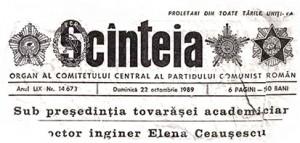 Scinteia