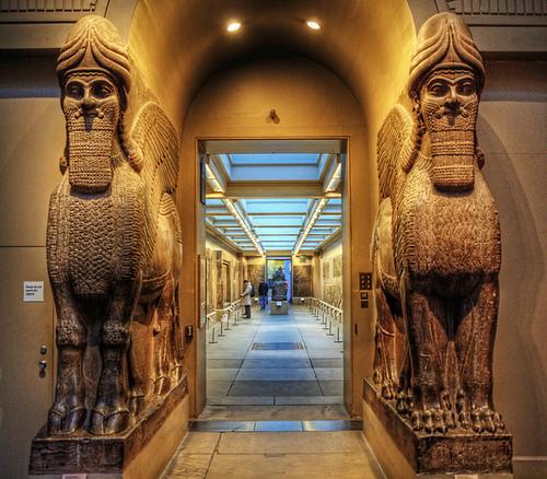 Sala Mesopotamiei