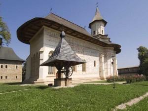 Eglise de Saint Nicolas du monastère de Probota, Bucovine du Sud