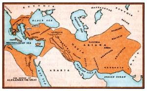 Imperiul lui Alexandru cel Mare