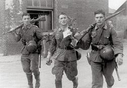 soldati germani 23 august