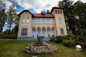 Muzeul Octavian Goga din Ciucea, jud. Cluj