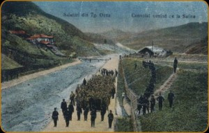 Tărgu Ocna în vremea lui Saligny