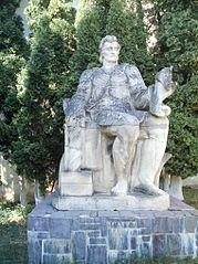 Statuia lui Coresi din Brașov