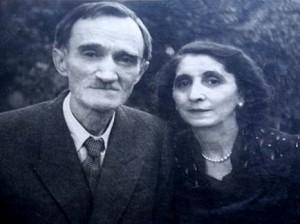 George Bacovia si Agatha Bacovia
