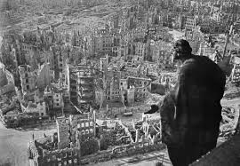 Dresda după al doilea război mondial