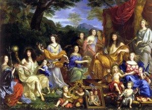 Famailia Regelui Soare