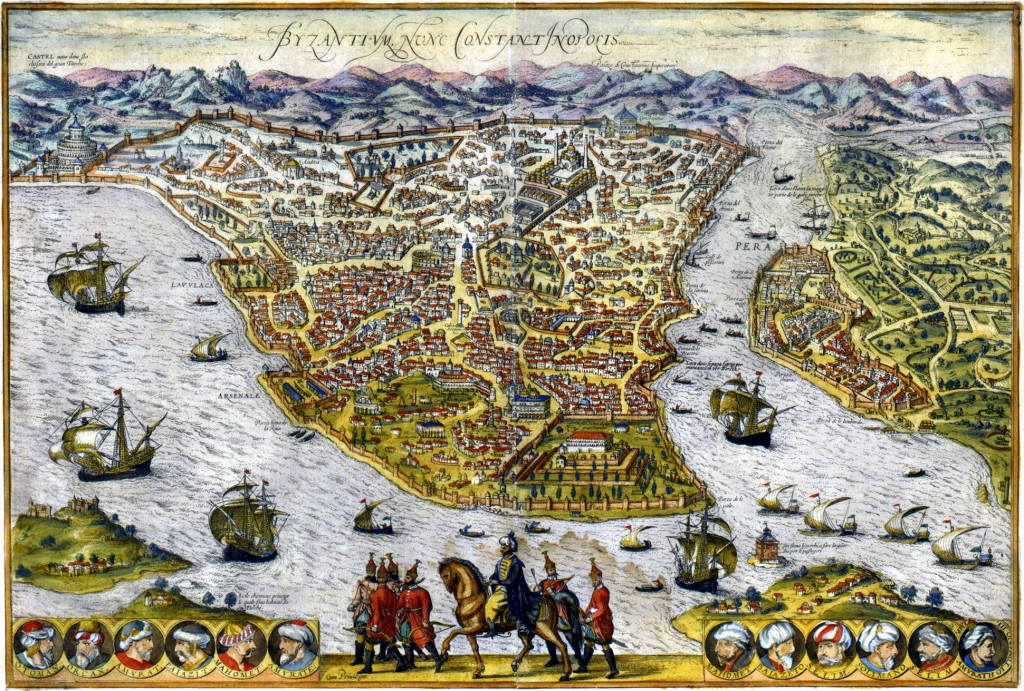 Constantinopolul veacului al XVI-lea