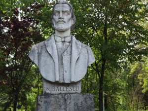 Bust Nicolae Balcescu