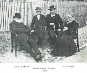 În 1891, anul decesului