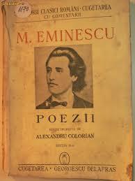 Poezii Eminescu