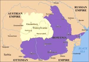 Romania în 1877