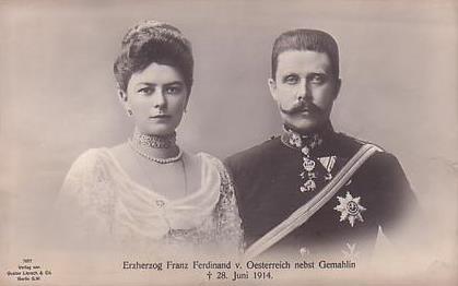 Franz Ferdinand si Sophie