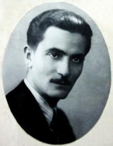 Gica (Gheorghe) Topirceanu (nascut 1912) fiul poetului