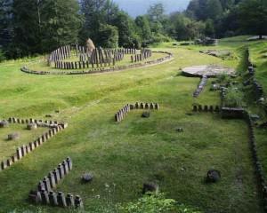 Ruinele capitalei Daciei