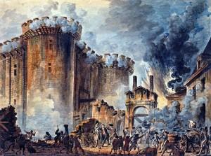 Caderea Bastiliei revolutia franceza