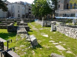 Cartierul antic din Cetatea Tomis
