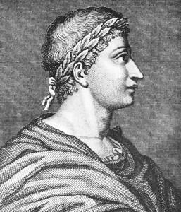 Poetul Ovidiu