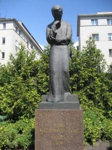Statuie in Varsovia