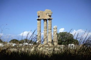Templul lui Apollo din Rhodos