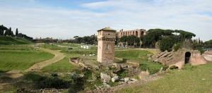 Ruinele Circus Maximus