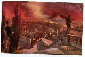incendiul romei