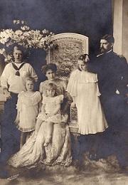 Familia lui Ferdinand I