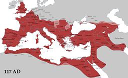 Imperiul Roman si zonele clientelare la moartea lui Traian