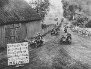 Invadarea Poloniei
