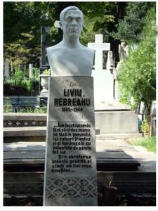 Mormantul lui Liviu Rebreanu
