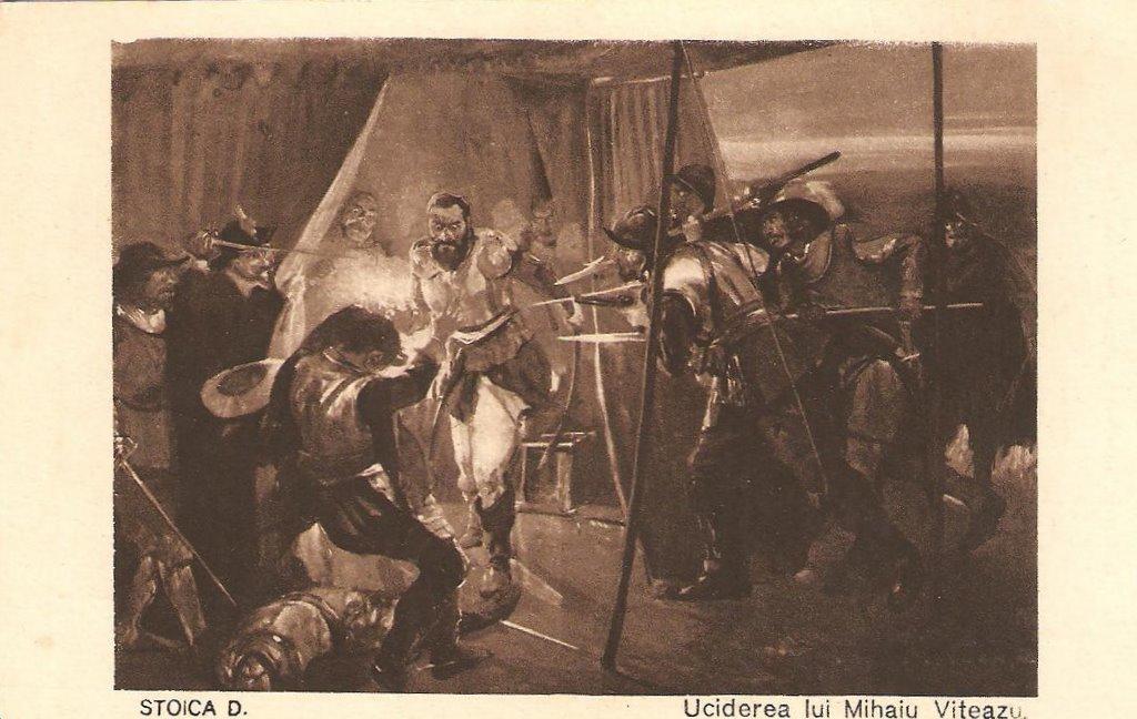 Uciderea lui Mihai Viteazul