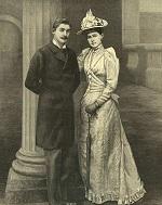 Principele Ferdinand după căsătoria cu Maria-de Edinburgh (1893)