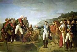 Napoleon la Tilsit