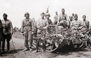 Armata bulgara intra in Cadrilater