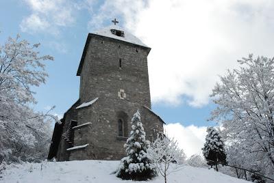 Biserica manastirii Colt