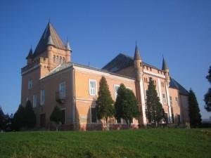 Castelul  Sântămărie-Orlea