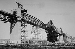 Constructia-podului-de-la-Cernavoda
