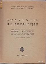 Conventia de armistitiu 1944